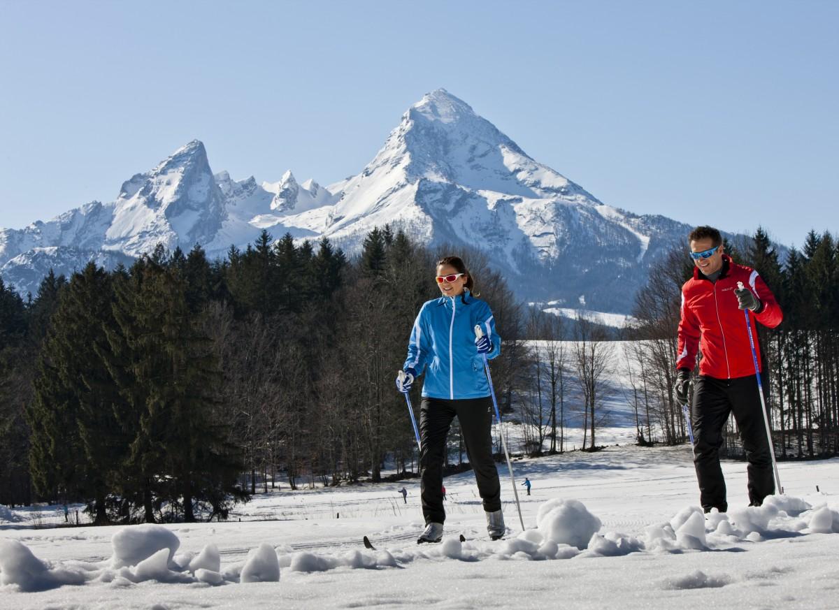 Langlaufen Berchtesgaden