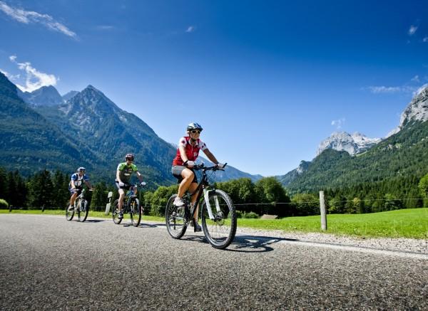 Radfahren Berchtesgaden