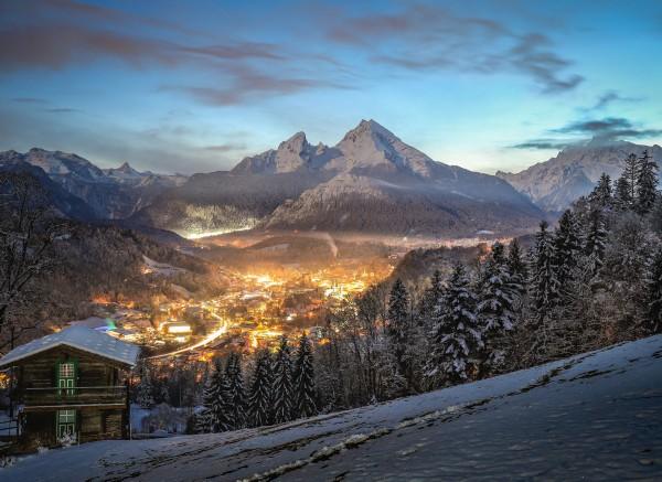 Winterurlaub Berchtesgaden